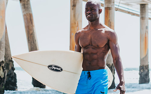 surfing fitness abdominal muscles