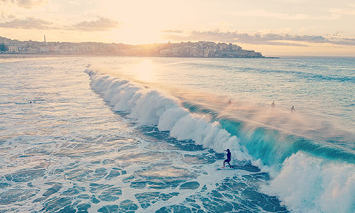 best places to go surfing