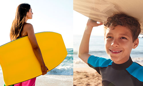 bodyboard vs boogie board